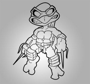 Digital Drawing Raphael
