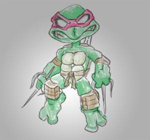 Digital Drawing Raphael