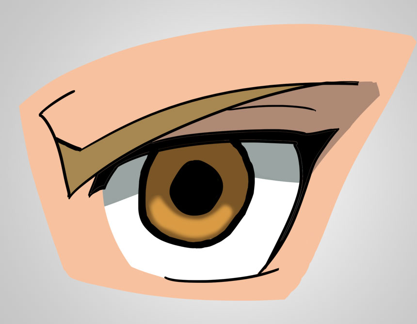 edward elric eyes