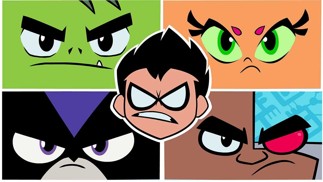 Learn how to draw teen titans go the ultimate mega guide how to draw teen titans go voltagebd Image collections