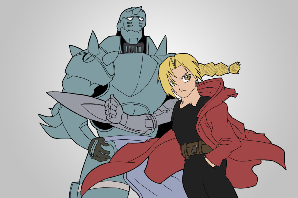 -cell-shade-fullmetal-alchemist-flat-colors