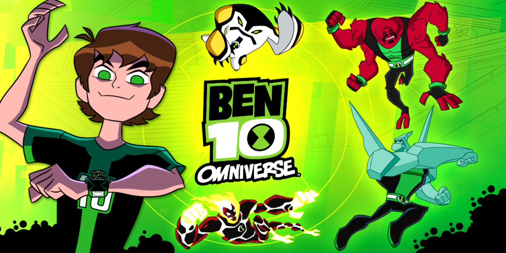 how to draw ben10 omniverse
